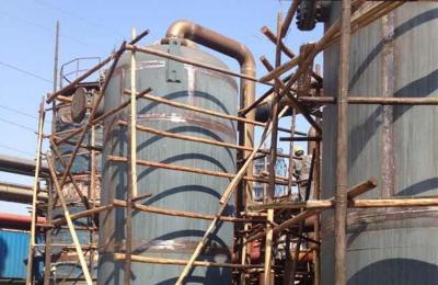 武汉锅炉维修现场