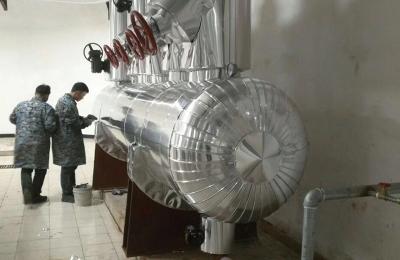 锅炉管道压力容器安装