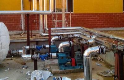 武汉锅炉压力容器管道安装